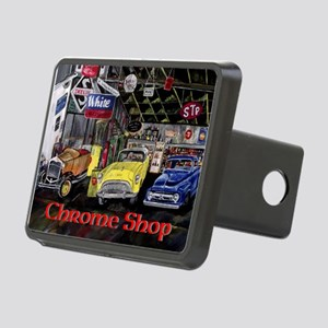 Chrome Shop Old Car Calender Hitch Cover
