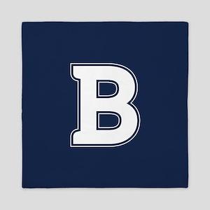 Butler University B Queen Duvet