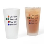 Cells Drinking Glass