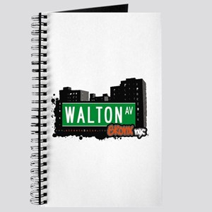 Walton Av, Bronx, NYC Journal
