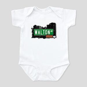 Walton Av, Bronx, NYC Infant Bodysuit