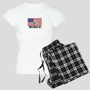 Murica Eagle Women's Light Pajamas