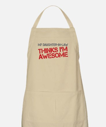 Daughter-In-Law Awesome Apron