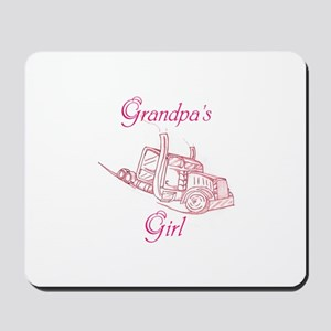 Grandpas Girl Mousepad
