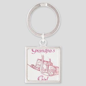 Grandpas Girl Keychains