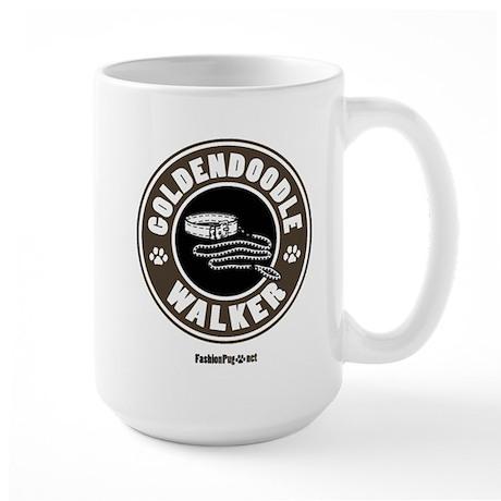 Goldendoodle dog Mugs