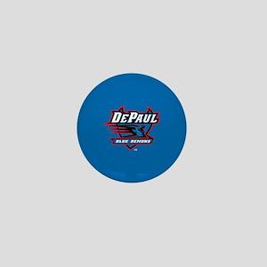 DePaul Blue Demons Mini Button