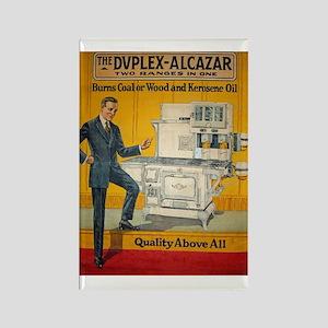 1920s Salesman Rectangle Magnet