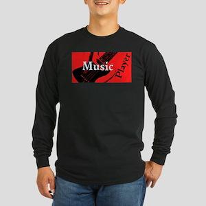 Music Player Long Sleeve T-Shirt