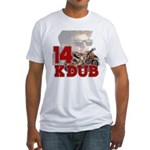 KDub 14 Fitted T-Shirt