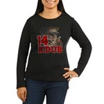 KDub 14 Women's Long Sleeve Dark T-Shirt