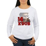 KDub 14 Women's Long Sleeve T-Shirt