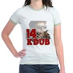 KDub 14 Jr. Ringer T-Shirt