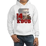 KDub 14 Hooded Sweatshirt
