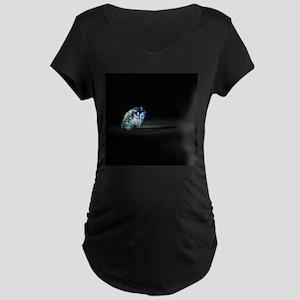 Diamond Prism Maternity T-Shirt