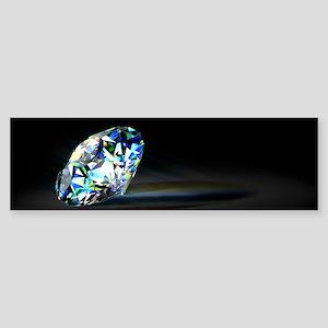 Diamond Prism Bumper Sticker