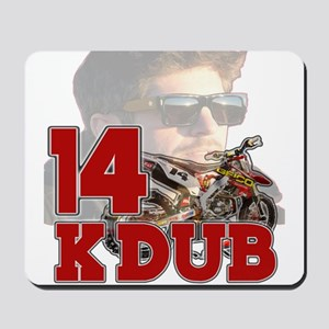 KDub 14 Mousepad