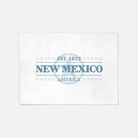 New Mexico 5'x7'Area Rug
