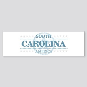South Carolina Bumper Sticker
