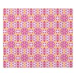 Pink Mandala Pattern King Duvet