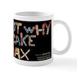 I Forgot Why Cake Topamax Black Mug Mugs