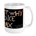 I Forgot Why I Cake Topamax Black Large Mug