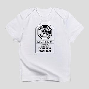 Custom Dharma Label Infant T-Shirt