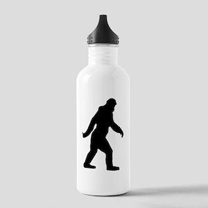 Bigfoot Silhouette Water Bottle