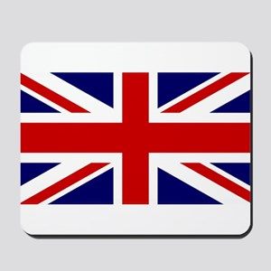 Union Jack Flag of the United Kingdom Mousepad
