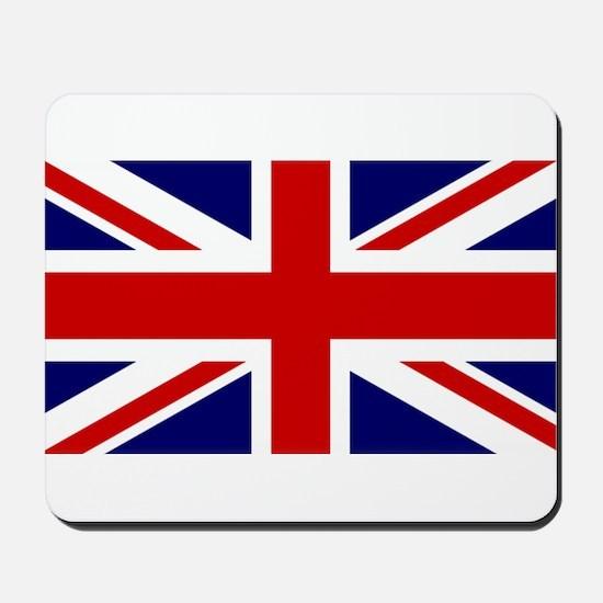 Union Jack Flag of the United Kingdom Mousepad