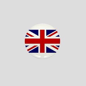 Union Jack Flag of the United Kingdom Mini Button