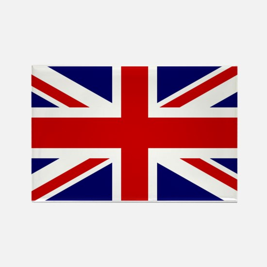Union Jack Flag of the United Kin Rectangle Magnet