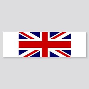Union Jack Flag of the United Kin Sticker (Bumper)