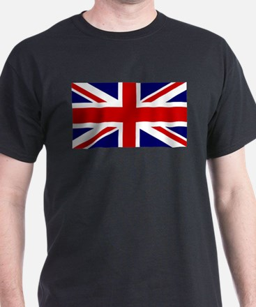 Union Jack Flag of the United Kingdom T-Shirt