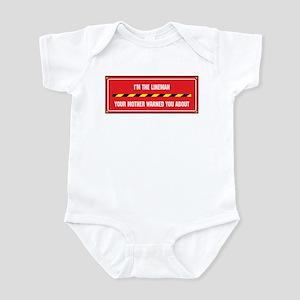 I'm the Lineman Infant Bodysuit