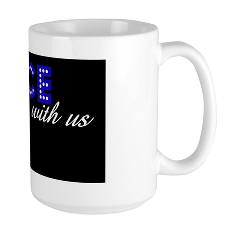Dance With Us Large Mug