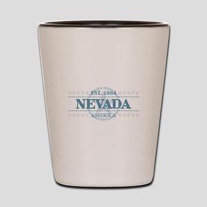 Nevada Shot Glass