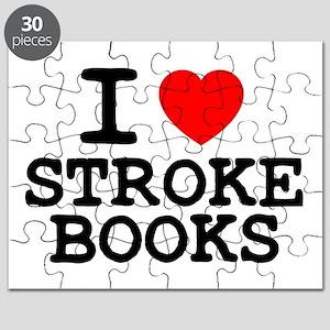 I LOVE STROKE BOOKS Z Puzzle
