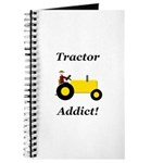 Yellow Tractor Addict Journal