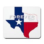 Forever Texas Dark Mousepad