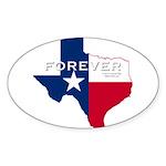 Forever Texas Dark Sticker