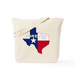 Forever Texas Dark Tote Bag