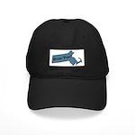 Wicked Pissa Massachusetts Black Cap