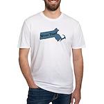 Wicked Pissa Massachusetts Fitted T-Shirt