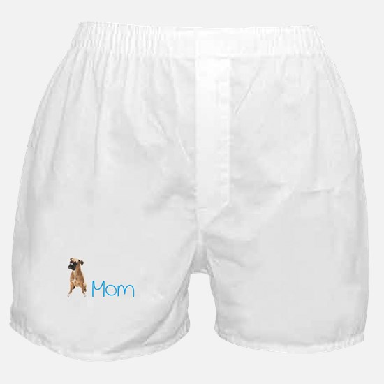 Cool Brindle boxer dogs Boxer Shorts