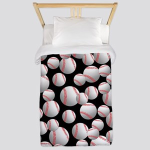 Baseball Twin Duvet