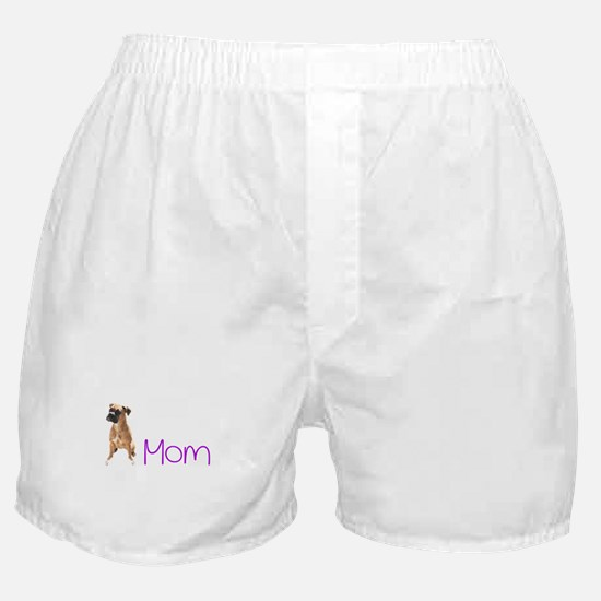 Unique Brindle boxer dogs Boxer Shorts