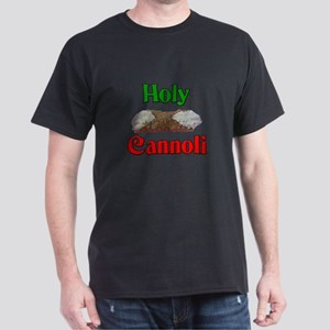 Holy Cannoli Dark T-Shirt