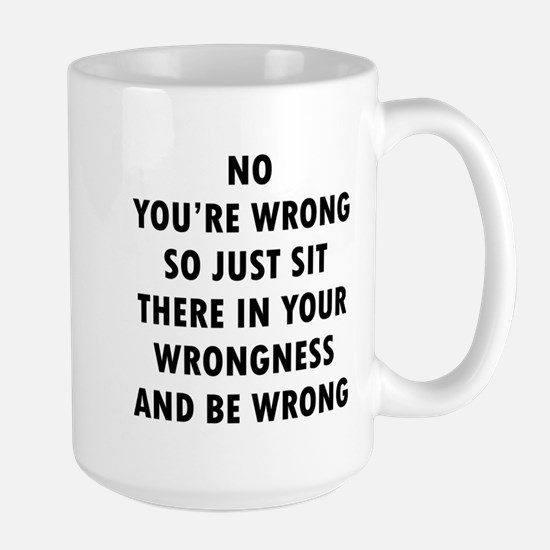 No Wrong Ceramic Mugs