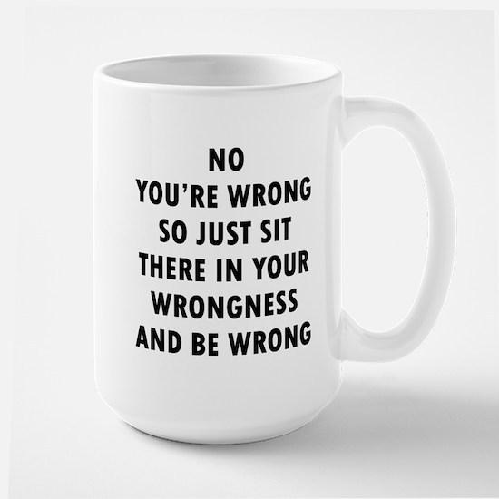 No Wrong Mug